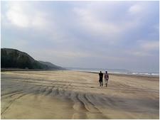 Dapoli-Beach Walks