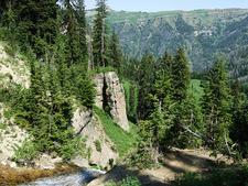 Darby Canyon - Grand Tetons - Wyoming - USA