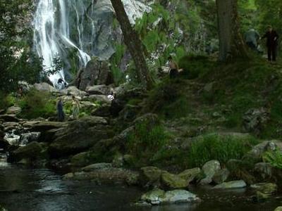 Dargle River Waterfall