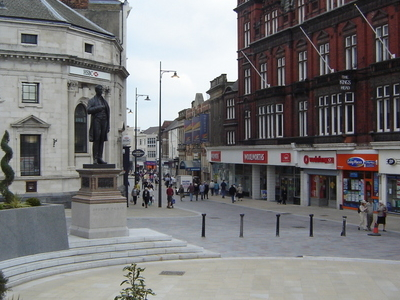 Darlington Town Centre