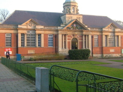 Dartford Museum Library