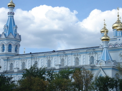 Ss Boris And Gleb Orthodox Cathedral