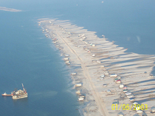 Dauphin Island Aerial View