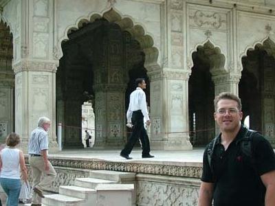 David At Rang Mahal