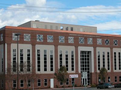 Davidson  County  N C  Governmental  Center