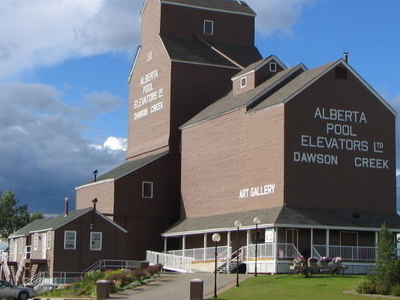 Dawson Creek Art Gallery