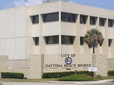Daytona Beach Shores City Hall