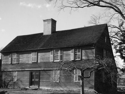 Deacon  John  Graves  House  Madison