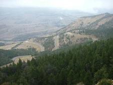 Dead Indian Pass