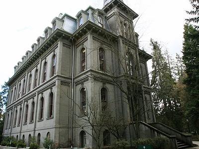Deady Hall
