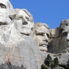 Mount Rushmore National Memorial In The Black Hills