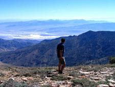 Death Valley From Wildrose Peak