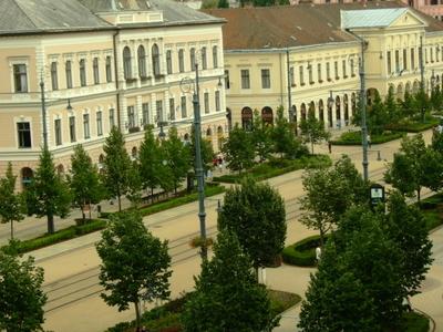 Debrecen Town Square