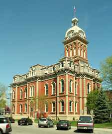 Decatur Indiana Courthouse
