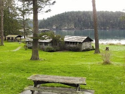 Deception Pass State Park Campground