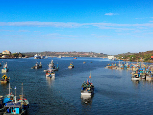 Deep-Sea Fishing Trip In Goa Photos