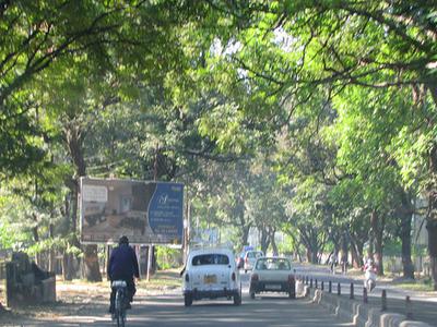 Dehradun - Rajpur Road