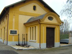 Deak Zsilip museo
