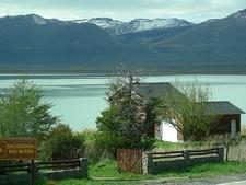 D'El Calafate At Perito Moreno Glacier National Park - Argentina