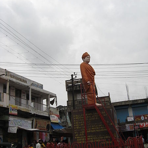 Delhigate Area Of Palanpur