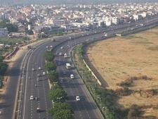 Delhi Gurgaon Airport Expressway