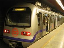 Delhi Metro Purple Line