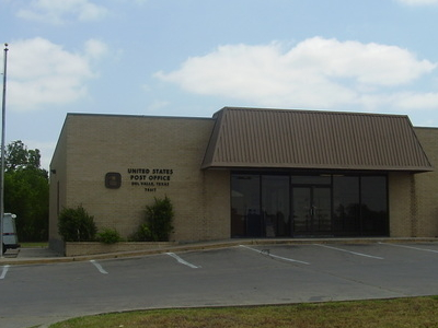 Del Valle Post Office
