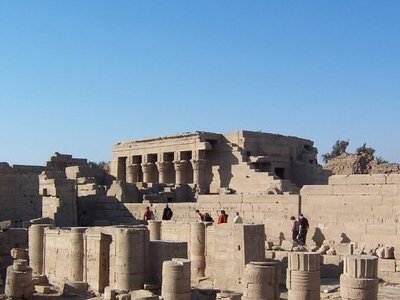 Dendera Hathor Temple Complex Qena