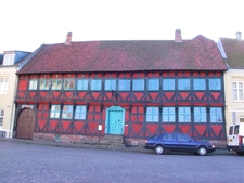 The Town Museum Mads Lerches Gaard