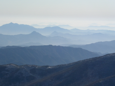 Deogyusan National Park