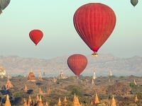 Balloon Myanmar Tour