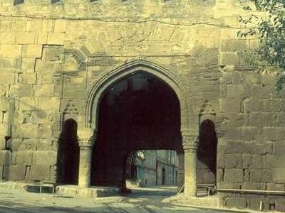 A Gate Of The Citadel
