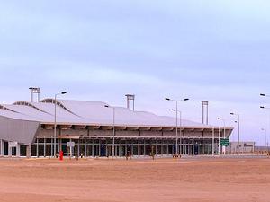 Aeropuerto Desierto de Atacama