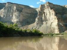 Desolation Canyon Cliffs