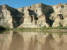 Desolation Canyon Near Nine Mile