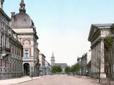 Dessau  Cavalierstra Fe
