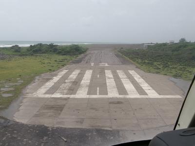 Airport Montserrat