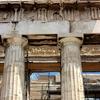 Detail Of Athen's Parthenon