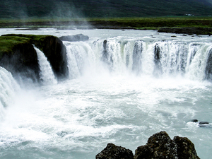 Lake Myvatn and Powerful Dettifoss