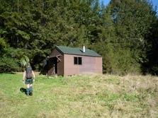 Devils Creek Hut