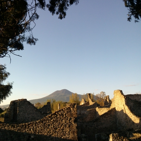 Pompeii MarvelousPaintings Photos