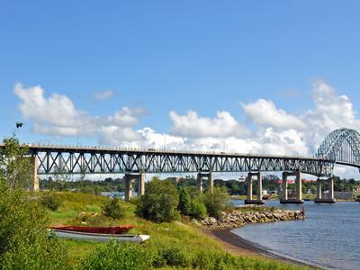 Miramichi  Bridge