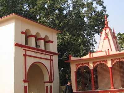 Entrance To The Main Temple Compound