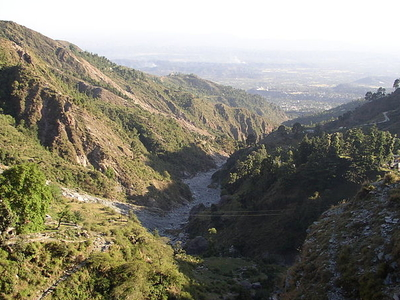 Dharamsala Valley