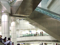 Dhoby Ghat MRT Station