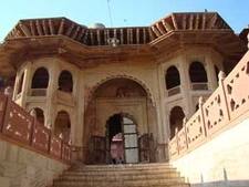 Dholpur Fort