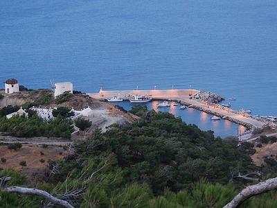 Diafani Port - Karpathos