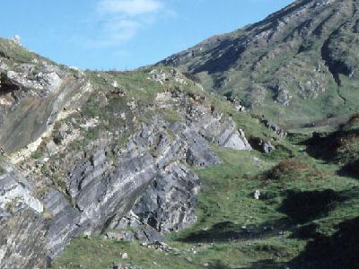Diamond Hill In Connemara National Park