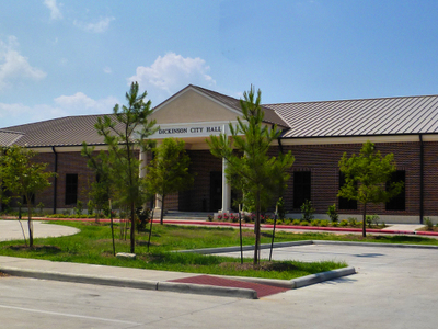 Dickinson  Texas  City  Hall