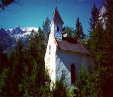 Dietlkapelle Chapel